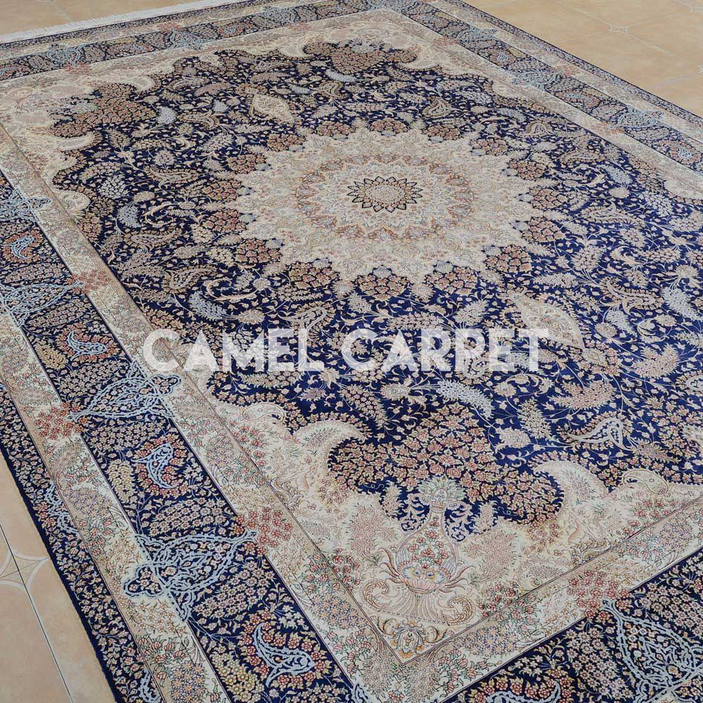 Hand Knotted Area Rugs 10x14